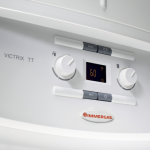Dettaglio display comandi Immergas Victrix 24 TT erp
